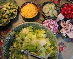 salad parts