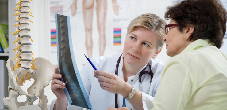 Diagnosis and treatment with your best interests in mind.